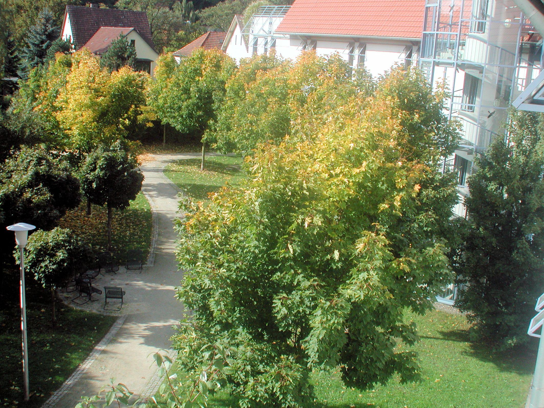 Parkhaus Zinkenwehr Park