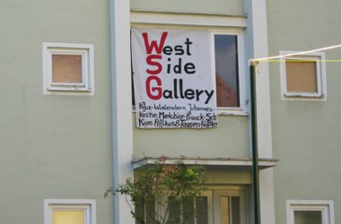 West side galery, Vernisage am 14.07.2010