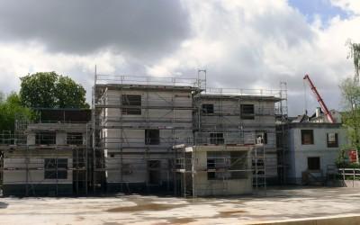04/11/2015 → Neubau in der Innenstadt – Fertigstellung der Eigentumswohnungen im Quartier am Albertsplatz