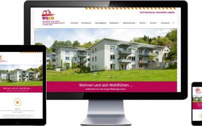 06/11/2015 → Die Wohnbau Stadt Coburg GmbH startet mit neuer Website
