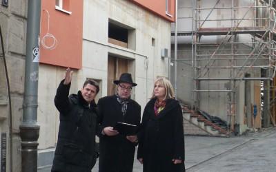 Hingucker Kuhgasse – Quartiersentwicklung in der Ketschenvorstadt schreitet voran