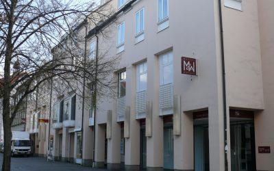15/04/2016 → Neuer WSCO-Standort in der Innenstadt