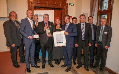 Pioniergeist zahlt sich aus! Coburger Baublog gewinnt 8. Stadtmarketingpreis Bayern