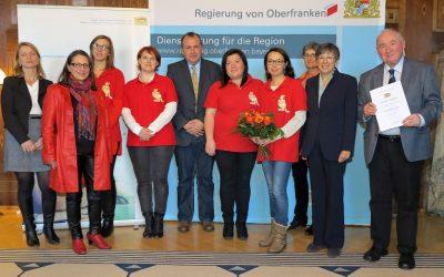 17.11.2016 → Stadtteilmütter erhalten Integrationspreis