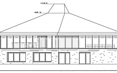 Bürgerhaus Wüstenahorn –  Der überarbeitete Entwurf wird realisiert!