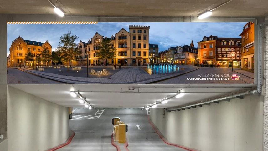Tiefgarage Albertsplatz