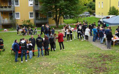 18.10.2019 → Stimmen vom Mieterfest Eupenstraße & Pilgramsroth