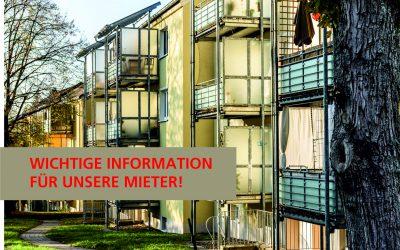 25.03.2020 → Entgegenkommen für betroffene Wohnbau-Mieter