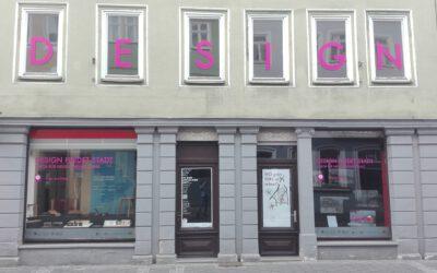 """22.06.2020 → Ausstellung """"Wege zum Design"""" im Steinweg 57"""