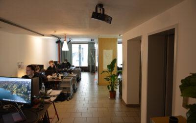 23.03.2021 → Studentisches Kollektiv eröffnet Atelier 35